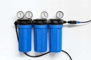 vodni filter za filtracijo vode